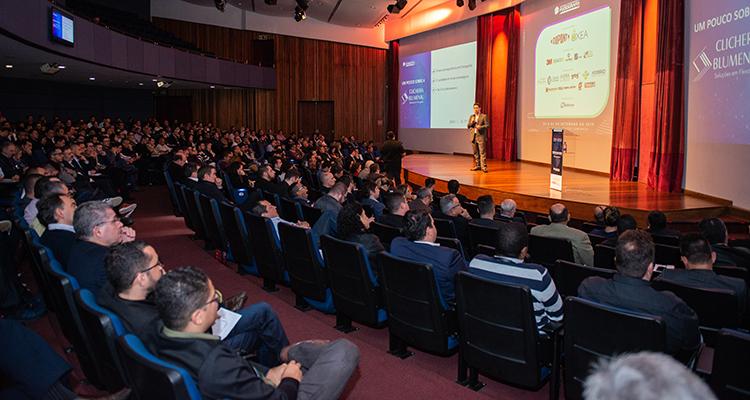 Conferência Intercontinental de Flexografia 2019 quebra recordes