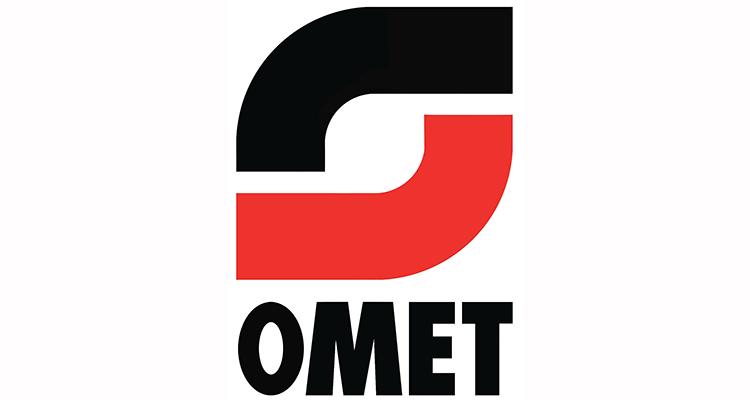 Omet fala de impressão de materiais termoencolhíveis em banda média
